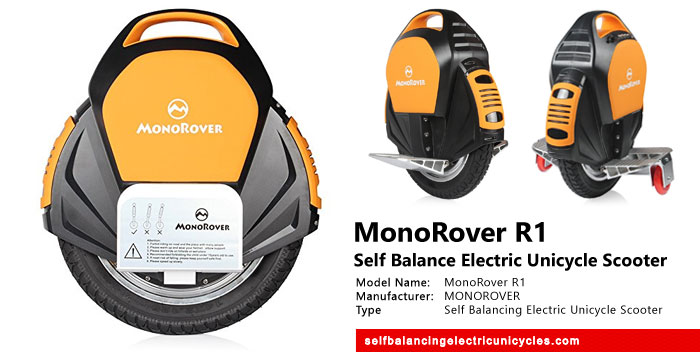 MonoRover R1 Self Balancing Electric Unicycle Scooter Review