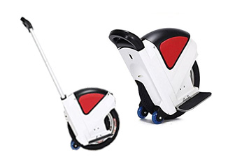 Muzeli Wheelbarrow Electric Unicycle Scooter Review