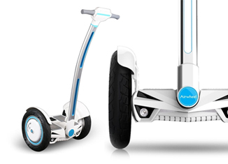 Airwheel Self Balancing Two Wheels Electric Scooter Review