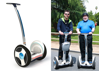 Ninebot E Electric Two-Wheel Self-Balancing Scooter Review