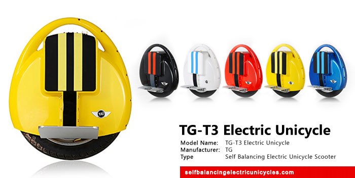 TG-T3 Electric Unicycle Review