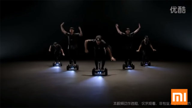 Ninebot Mini Scooter Dance Video Reel By Xiaomi Global