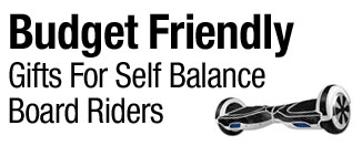 5 Affordable Gifts For Every Self Balancing Scooter Rider
