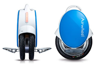 Airwheel Q5 Twin-wheeled Self Balancing Electric Unicycle Review