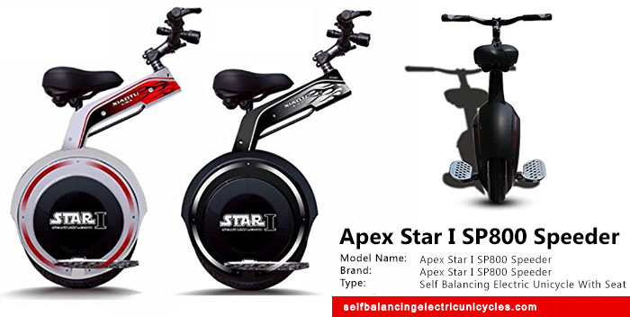 Apex Star-I SP800 Speeder Review