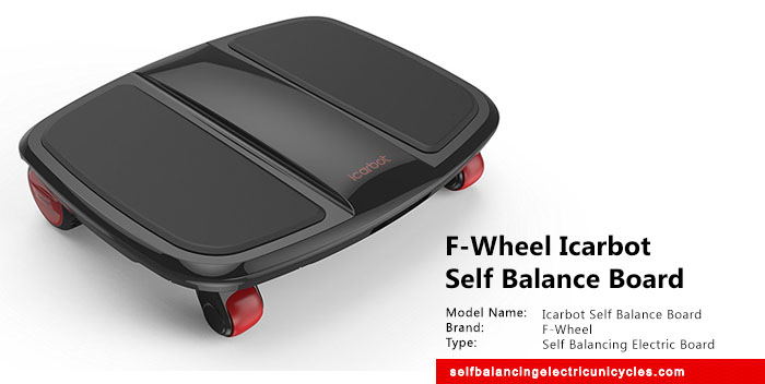 Cool Finds: F-Wheel Icarbot Self Balance Board