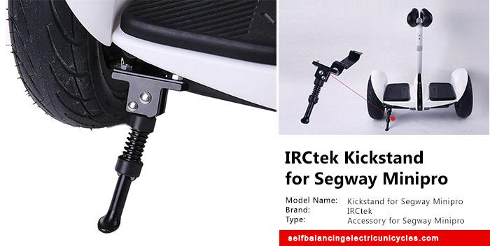Cool Finds: IRCtek Kickstand for Segway Minipro