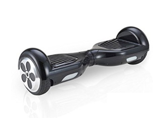 SMART Two Wheels Self Balancing Scooter - Drifting Board Electric Personal Transporter