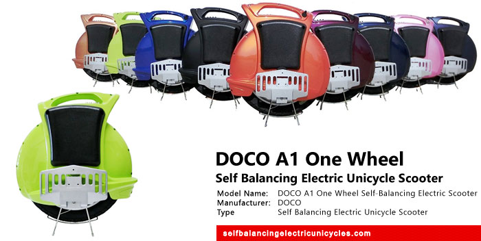 DOCO A1 One Wheel Self-Balancing Electric Scooter Review