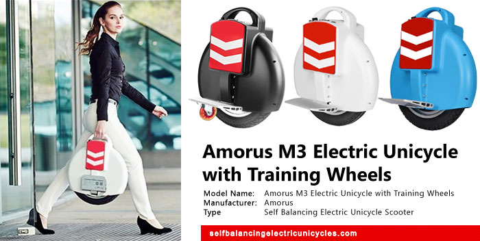 Amorus M3 Electric Unicycle Review