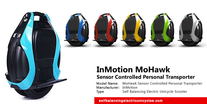 MoHawk Sensor Controlled Personal Transporter Review
