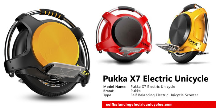 Pukka X7 Electric Unicycle Review
