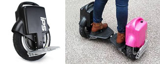 IPS A130 Mini Self Balancing Electric Unicycle Review