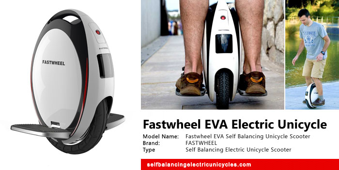 Fastwheel EVA Self Balancing Unicycle Scooter Review