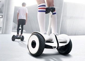 Ninebot Mini Two Wheel Self Balancing Electric Scooter