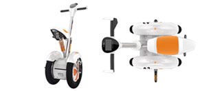 Airwheel A3 Self Balancing Two Wheeled Electric Scooter Review
